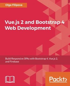 Web Development with Bootstrap and Vue.JS-cover
