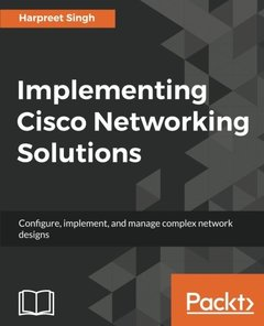 Implementing Cisco Networking Solutions-cover