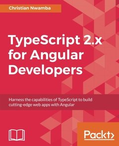 TypeScript 2x for Angular Developers-cover