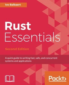 Rust Essentials  Second Edition-cover