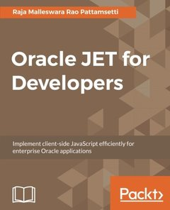 Oracle JET for Developers-cover