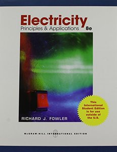 Electricity: Principles and Applications, 8/e (Hardcover)-cover