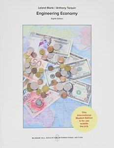 Engineering Economy, 8/e (IE-Paperback)