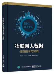 物聯網大數據處理技術與實踐-cover