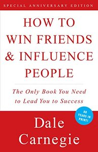 How to Win Friends and Influence People (Rev) (1ST ed.)-cover