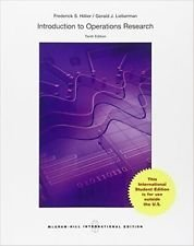 Introduction to Operations Research, 10/e (IE-Paperback)-cover