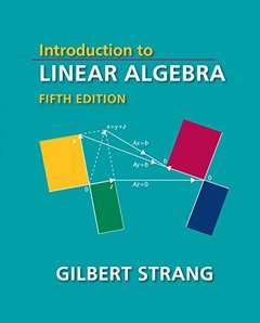 Introduction to Linear Algebra 5/e (美國原版)-cover