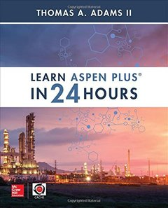 Learn Aspen Plus in 24 Hours-cover