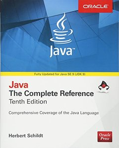 Java: The Complete Reference, Tenth Edition-cover