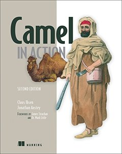 Camel in Action, 2/e-cover