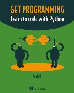 Get Programming: Learn to code with Python-cover