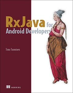 RxJava for Android Developers: with ReactiveX and FRP (Paperback)-cover