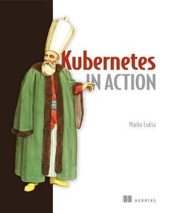 Kubernetes in Action (Paperback)-cover