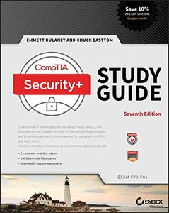 CompTIA Security+ Study Guide: Exam SY0-501-cover