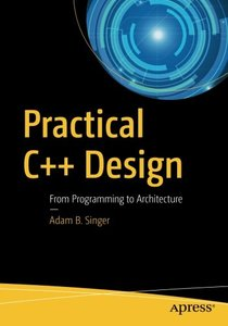 Practical C++ Design: From Programming to Architecture-cover