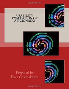 Usability Evaluation of Aficionado-cover