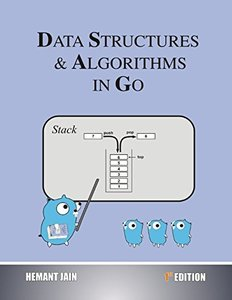 Data Structures & Algorithms In Go-cover