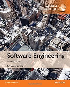 Software Engineering, 10/e (IE-Paperback)-cover
