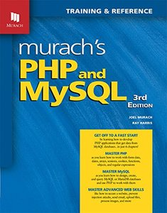 Murach's PHP and MySQL (3rd Edition)-cover