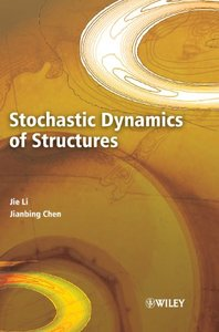 Stochastic Dynamics of Structures-cover