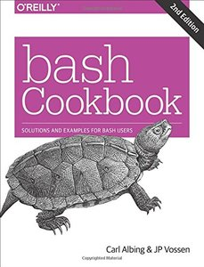 bash Cookbook: Solutions and Examples for bash Users-cover
