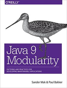 Java 9 Modularity: Patterns and Practices for Developing Maintainable Applications-cover