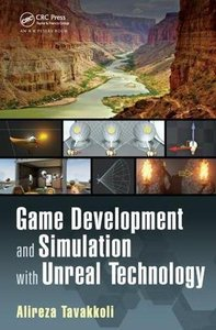 Game Development and Simulation with Unreal Technology-cover