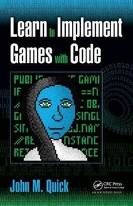 Learn to Implement Games with Code-cover
