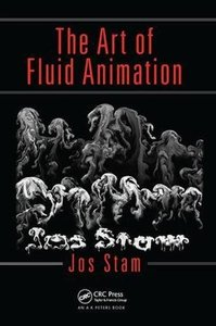 The Art of Fluid Animation-cover
