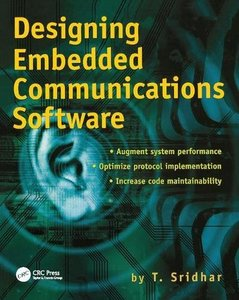 Designing Embedded Communications Software-cover