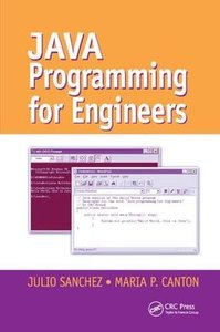 Java Programming for Engineers-cover