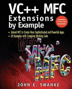 VC++ MFC Extensions by Example-cover