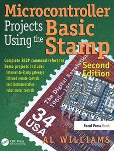 Microcontroller Projects Using the Basic Stamp-cover