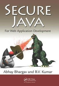 Secure Java: For Web Application Development-cover