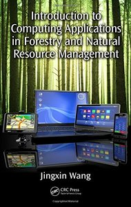 Introduction to Computing Applications in Forestry and Natural Resource Management-cover