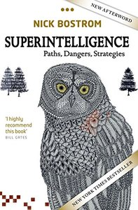 Superintelligence: Paths, Dangers, Strategies (Reprint Edition)-cover