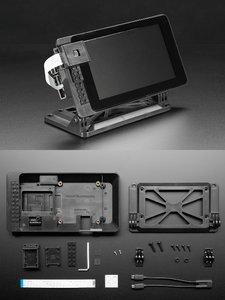 SmartiPi Touch Raspberry Pi 官方7吋觸控螢幕專用外殼站立架(LEGO版)-cover