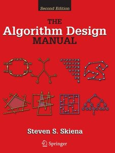 The Algorithm Design Manual 2nd (paperback)(BY DHL)-cover