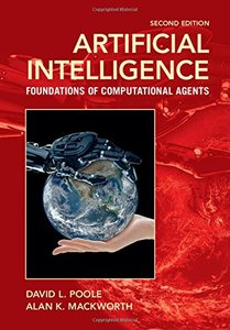 Artificial Intelligence: Foundations of Computational Agents (Hardcover)-cover