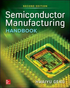 Semiconductor Manufacturing Handbook, Second Edition-cover