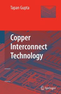 Copper Interconnect Technology-cover