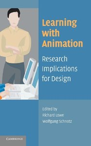 Learning with Animation: Research Implications for Design-cover