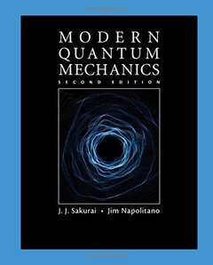 Modern Quantum Mechanics (Hardcover)-cover