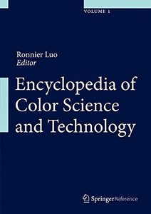 Encyclopedia of Color Science and Technology-cover