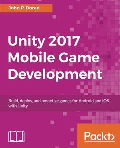 Unity 2017 Mobile Game Development-cover