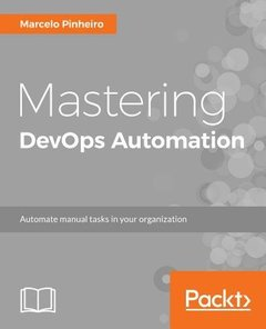 Mastering DevOps Automation-cover