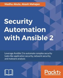 Security Automation with Ansible 2-cover