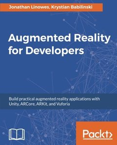 Augmented Reality for Developers-cover
