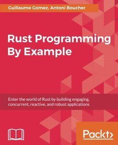 Rust Programming By Example-cover