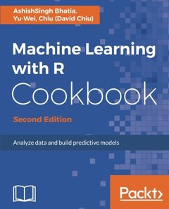 Machine Learning with R Cookbook - Second Edition-cover